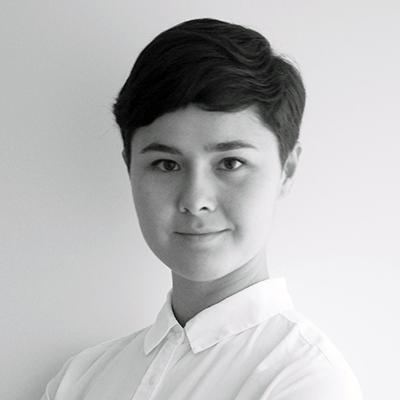 Naomi Oka Architektin bei baur planung