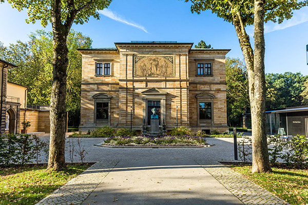 Richard Wagner Museum Bayreuth als Beispielbild für Museumsberatung